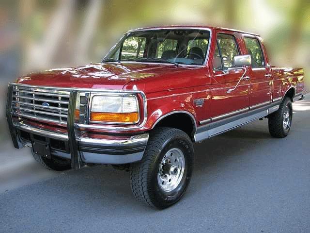 1997 Ford Diesel